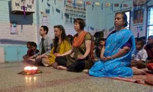 trio meditation